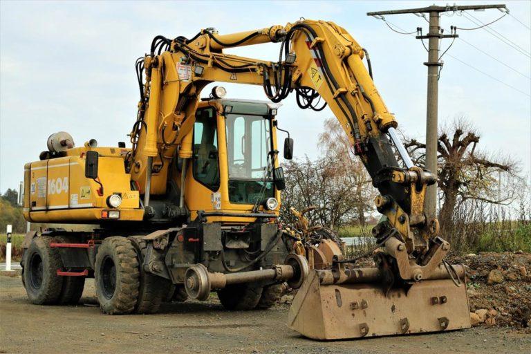 Profesjonalne koparki do prac budowlanych