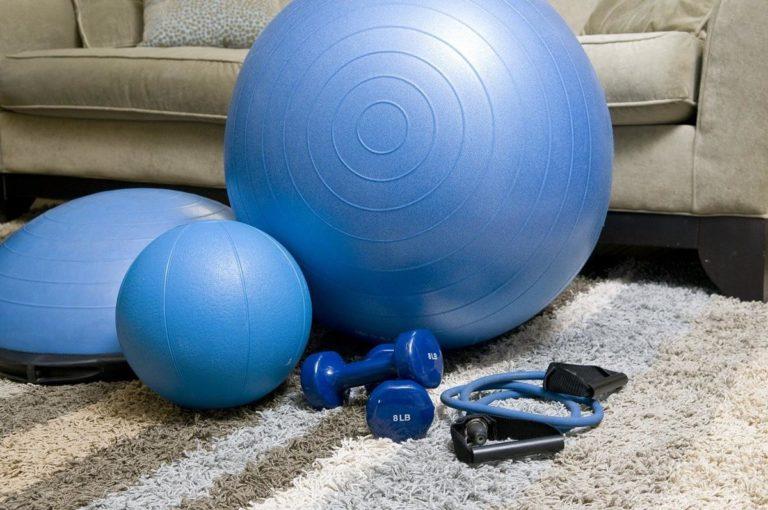 Drabinki gimnastyczne do ćwiczeń na kręgosłup