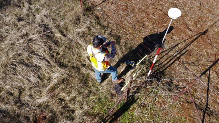 Szukamy pomocy u geodety